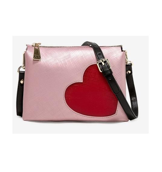 e497e9370e Borsa Two Glossy Heart — Cancellieri Moda